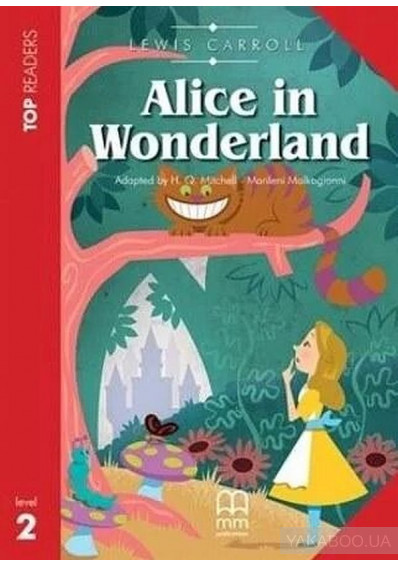 Alice in Wonderland Student's Book Pack (SB, AB, CD)