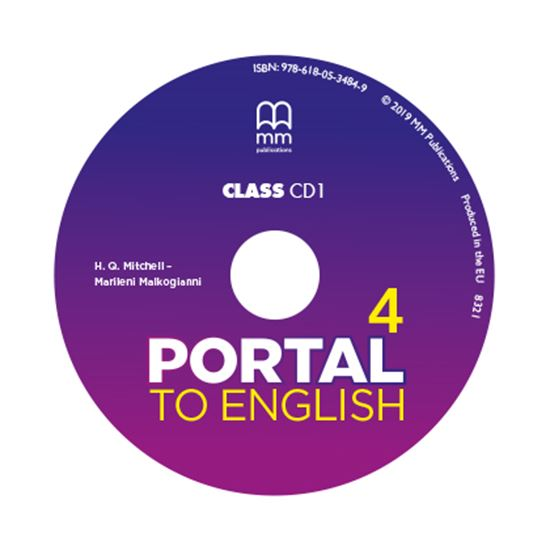 H.Q. Mitchell, Marileni Malkogianni Portal to English 4 Cl CD
