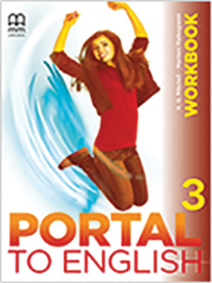 H.Q. Mitchell, Marileni Malkogianni Portal to English 4 Workbook