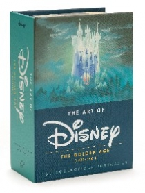 Disney The Art of Disney: The Golden Age (1928-1961) postcards
