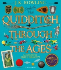 Rowling J.K. Quidditch through the ages - illustrated edition