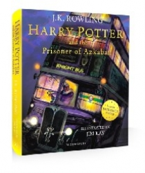 Harry Potter and the Prisoner of Azkaban: Illustrated Edition Paperback