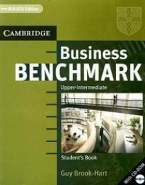 Guy Brook-Hart Business Benchmark. Upper Intermediate Student's Book with CD-ROM BULATS edition