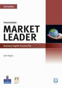 David Cotton, David Falvey and Simon Kent Market Leader 3rd Edition Intermediate Practice File and Practice File CD Pack