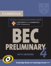 Cambridge BEC Preliminary 4