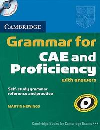 Martin Hewings - Cambridge Grammar for CAE and Proficiency Book with answers and Audio CDs (2)