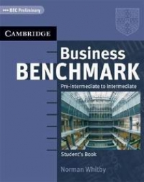 Norman Whitby Business Benchmark. Pre-intermediate - Intermediate Student's Book BEC Preliminary edition