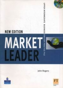 David Cotton, David Falvey, John Rogers, Iwona Dubicka, .Simon Kent, Lewis Lansford, Margaret O'Keeffe New Market Leader Upper-Intermediate Practice File with Audio CD