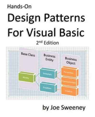 Joseph Sweeney Hands on Design Patterns for Visual Basic, 2nd Edition