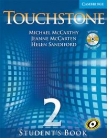 Michael J. McCarthy, Jeanne McCarten - Touchstone Level 2 Student's Book with Audio CD/ CD-ROM