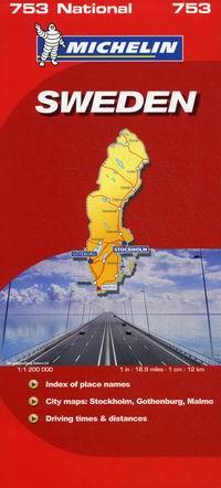 Обложка книги Sweden