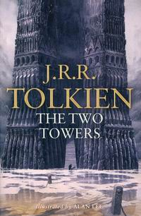 Обложка книги Lord of the Rings 2: Two Towers PB illustrated