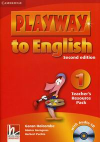 Gunter Gerngross and Herbert Puchta Playway to English (Second Edition) 1 Teacher's Resource Pack with Audio CD