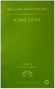 a comparison between king lear by william shakespeare and three stories by sophocles