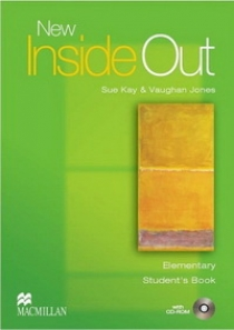 Sue Kay and Vaughan Jones — New Inside Out Elementary Student's Book + CD-ROM Pack