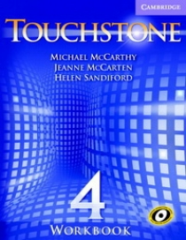 Michael McCarthy, Jeanne McCarten Touchstone Level 4 Workbook