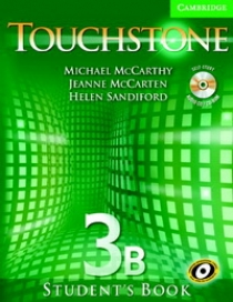 Michael J. McCarthy, Jeanne McCarten Touchstone Level 3 Student's Book B with Audio CD/ CD-ROM