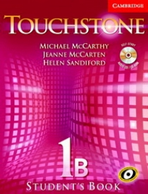 Michael J. McCarthy, Jeanne McCarten Touchstone Level 1 Student's Book B with Audio CD/ CD-ROM