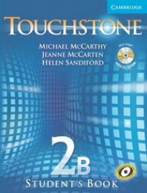 Michael J. McCarthy, Jeanne McCarten Touchstone Level 2 Student's Book B with Audio CD/ CD-ROM