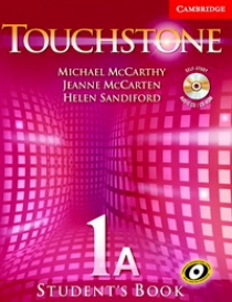Michael J. McCarthy, Jeanne McCarten Touchstone Level 1 Student's Book A with Audio CD/ CD-ROM