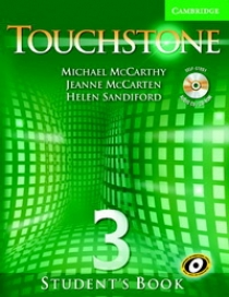 Michael J. McCarthy, Jeanne McCarten Touchstone Level 3 Student's Book with Audio CD/ CD-ROM