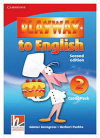 Gunter Gerngross and Herbert Puchta Playway to English (Second Edition) 2 Cards Pack