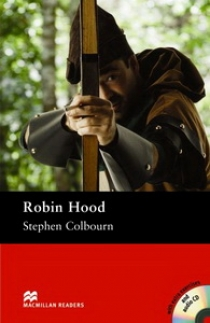 Stephen Colbourn Robin Hood (with Audio CD)