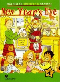 Cheryl Palin Macmillan Children's Readers Level 4 - New Year's Eve