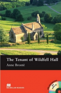 retold by Margaret Tarner, Anne Bronte The Tenant of Wildfell Hall (with Audio CD)