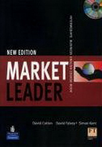David Cotton, David Falvey, John Rogers, Iwona Dubicka, .Simon Kent, Lewis Lansford, Margaret O'Keeffe New Market Leader Intermediate Coursebook with Multi-ROM