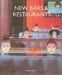 Обложка книги New Bars & Restaurants
