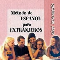 Metodo de espanol para extranjeros. Nivel intermedio. Audio CD