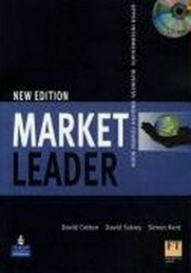 David Cotton, David Falvey, Simon Kent, John Rogers, Iwona Dubicka, Lewis Lansford, Margaret O'Keeffe New Market Leader Upper-Intermediate Coursebook with Multi-Rom and Audio CD