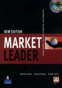 David Cotton, David Falvey, Simon Kent, John Rogers, Iwona Dubicka, Lewis Lansford, Margaret O'Keeffe New Market Leader Intermediate Coursebook with Multi-Rom and Audio CD