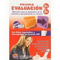 Prisma Evaluacion B1/B2 (2 CD Audio + 1 CD PDFS)