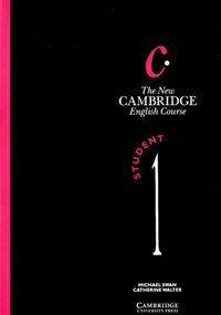 Swan M., Walter C. The New Cambridge English Course 1