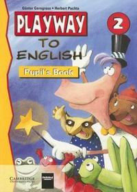 Puchta H., Gerngross G. Playway to English 2