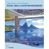 Обложка книги International awardwinning pools (Лучшие водоемы мира)