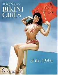 Обложка книги Bunny Yeager's Bikini Girls of the 1950s