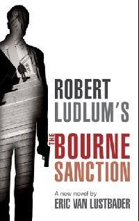 Обложка книги Robert Ludlum's The Bourne Sanction