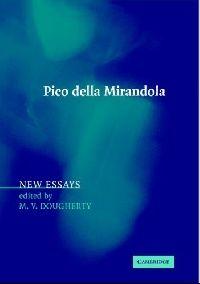 Обложка книги Pico della Mirandola