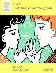 Обложка книги CAE Listening and Speaking Skills Student's book (CAE Skills) (CAE Skills)