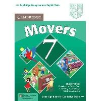 Cambridge E. Cambridge Young Learners English Tests Movers 7 Student's Book