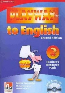 Gunter Gerngross and Herbert Puchta Playway to English (Second Edition) 2 Teacher's Resource Pack with Audio CD