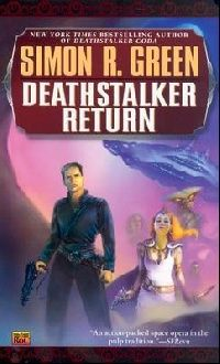 Обложка книги Deathstalker Return (Roc Science Fiction)