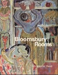Обложка книги Bloomsbury Rooms: Modernism, Subculture, and Domesticity