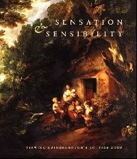 "Обложка книги Sensation and Sensibility : Viewing Gainsborough's ""Cottage Door"""