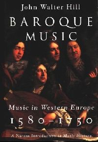 Обложка книги Baroque Music (Norton Introduction to Music History)