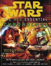 Обложка книги The New Essential Chronology to Star Wars