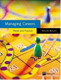 Обложка книги Managing Careers : theory and practice